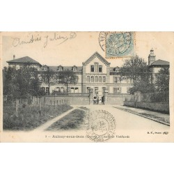 93 AULNAY-SOUS-BOIS. Asile de Vieillards 1905