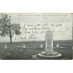 62 GRENAY. Arbre et Monument dits de Condé 1915
