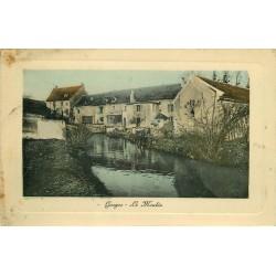 95 GARGES. Le Moulin 1918