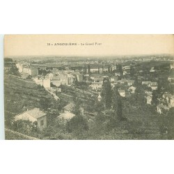 16 ANGOULEME. La Grand Font 1919