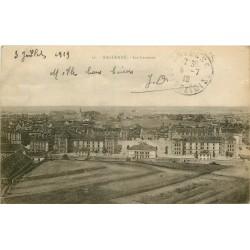 67 HAGUENEAU. Les Casernes tampon militaire 1919
