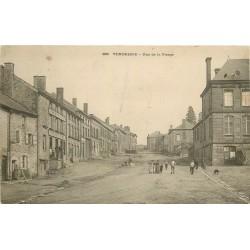08 VENDRESSE. Le Familistère Rue de la Vierge 1905