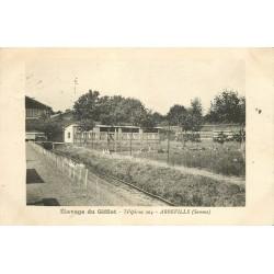 80 ABBEVILLE. Elevage du Gifflet par Michel Leloup 1930
