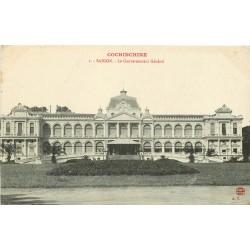Cochinchine. VIÊT-NAM. Saigon le Gouvernement Général