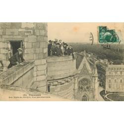 94 VINCENNES. Une visite du Donjon 1910