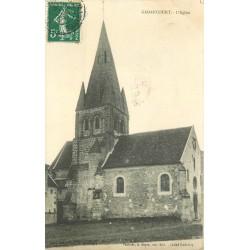 95 GADANCOURT. L'Eglise 1910