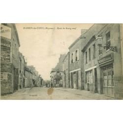 53 SAINT-OUEN-LES-TOITS. Menuiserie route du Bourgneuf