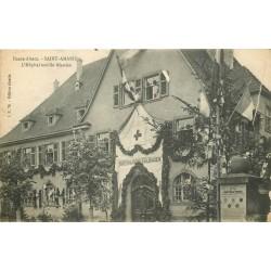68 SAINT-AMARIN. Hôpital mobile Alsacien 1918