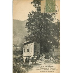 74 LA VERRERIE. Arbre de la Liberté et le Fond de la Vallée de la Fillière 1920