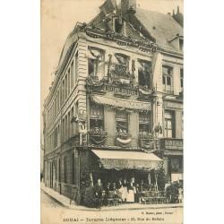 59 DOUAI. Taverne Liégeoise 52 rue de Bellain