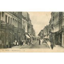 59 DOUAI. Tabac Muratti et Epicerie Delporte rue Saint-Jacques
