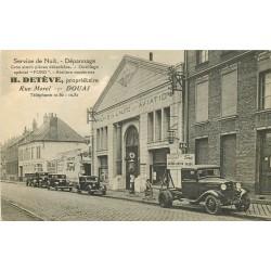 59 DOUAI. Palais auto & aviation Detève rue Morel