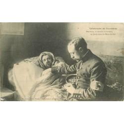 62 Catastrophe de COURRIERES. Berthou dernier survivant dans la Mine en feu 1906