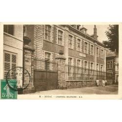 59 DOUAI. Hôpital Militaire 1913