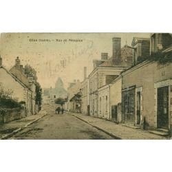 36 CLION. Commerce rue de l'Hospice 1917