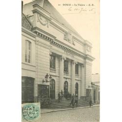 59 DOUAI. Le Théâtre 1906