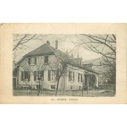 68 MOOSCH. L'Hôpital 1918