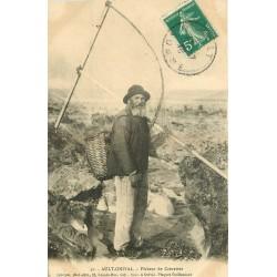 80 AULT-ONIVAL. Pêcheur de Crevettes 1910