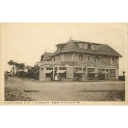 44 THARON-PLAGE. La Rôtisserie et Hôtel de la Cote-de-Jade