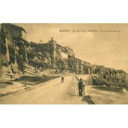ORVIETO. Le rupi ed i bastioni 1909