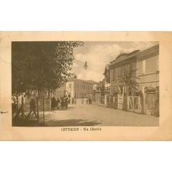 CATTOLICA. Via Libertà 1911