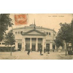 59 DOUAI. Le Cirque Municipal et son Café buvette 1937