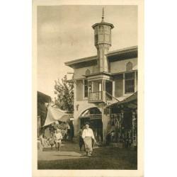 Grèce RODI. La vecchia città turca. La Moschea del Bazar