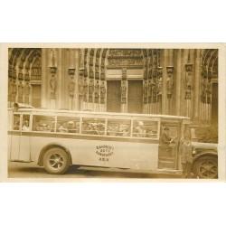 KOLN COLOGNE. Dahmen's auto Rundfahrt Photo cpa 1934