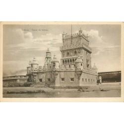 LISBAO. Torre de Belem 1930