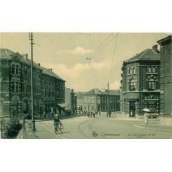 Belgique CHATELINEAU. 1903 Imprimerie rue du Chemin de fer