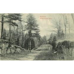 MONTREAL. Mount Royal Park 1907