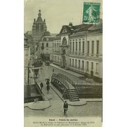 59 DOUAI. Palais de Justice 1908