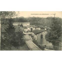 88 FONTENOY-LE-CHATEAU. La Pipée 1906