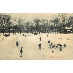 MONTREAL. Mc Gill Hockey Team 1907