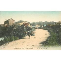 YOKOHAMA Yoshida Shiden 1909 au Japon