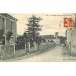 72 ASNIERES. Rue principale 1911