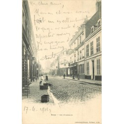 """59 DOUAI. Le meilleur Marché du Monde """" Sierand """" rue Saint-Jacques 1904"""