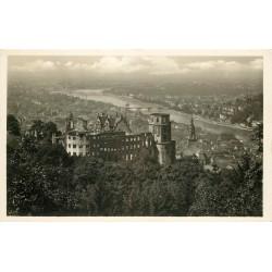 Allemagne. Stadt Heidelberg 1934