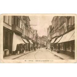 59 DOUAI. Commerce à l'Industrie Française Rue de la Madeleine