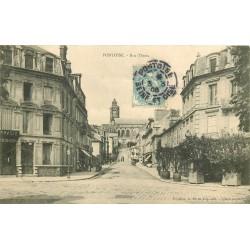 95 PONTOISE. Pharmacie rue Thiers 1905