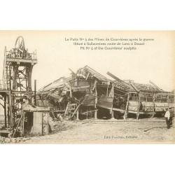 62 SALLAUMINES. Mines de Courrières puits n°4