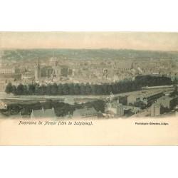 NAMUR. Panorama côté de Salzinnes 1903