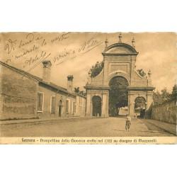 FERRARA. Prospettiva della Giovecca 1910