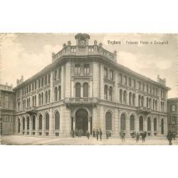 VOGHERA. Palazzo Poste e Telegrafi 1916