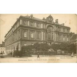 59 DUNKERQUE. Le Palais de Justice 1913