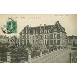 71 CHALON-SUR-SAONE. La Sous-Préfecture 1914
