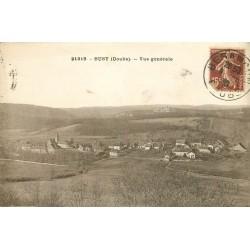 25 BUSY. Vue générale sur le Village 1930