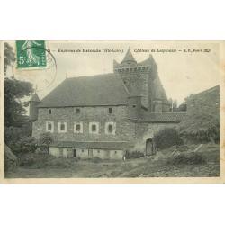 2 x Cpa 43 BRIOUDE. Château de l'Espinasse 1910