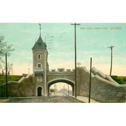 QUEBEC. Kent Gate front view 1910