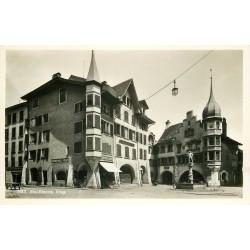 Foto Photo Cpa BIEL BIENNE. Ring 1938